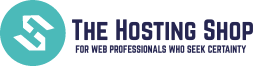 The Hosting Shop logo